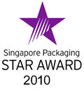 Singapore Star Packaging Award 2010